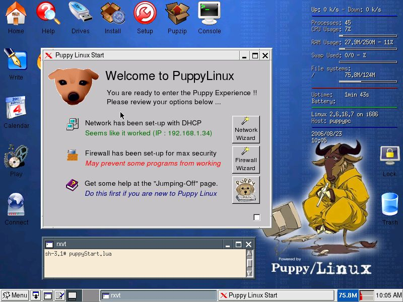Download latest Puppy Linux release