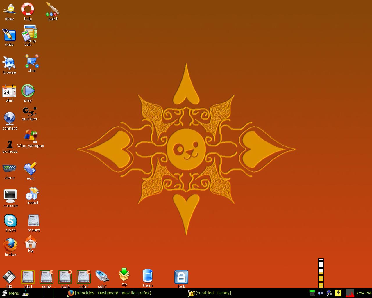 Puppy Linux 日本語版 パピーリナックス プロジェクト日本語トップページ  OSDN